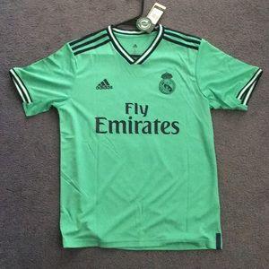 Real Madrid 2019 3rd Kit Benzema